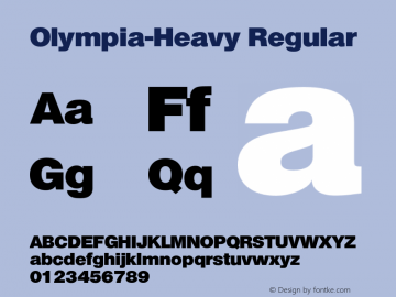 Olympia-Heavy