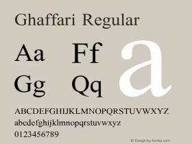 Ghaffari