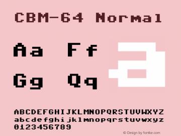 CBM-64