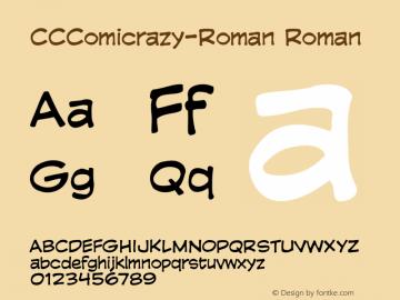 CCComicrazy-Roman