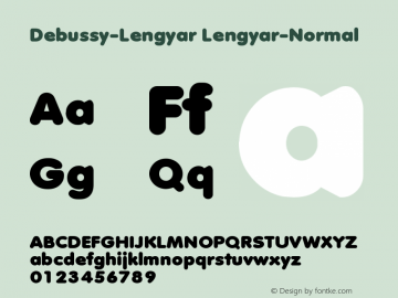 Debussy-Lengyar