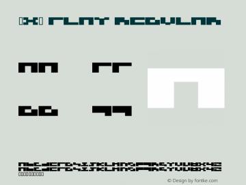 3x3 flat
