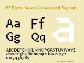 PF Easta Seven Condensed