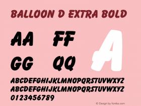 Balloon D