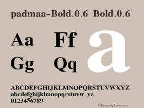 padmaa-Bold