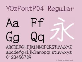 YOzFontP04