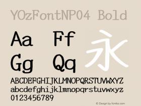 YOzFontNP04