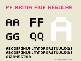 PF Arma Five