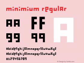 minimium
