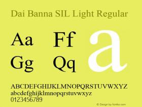 Dai Banna SIL Light
