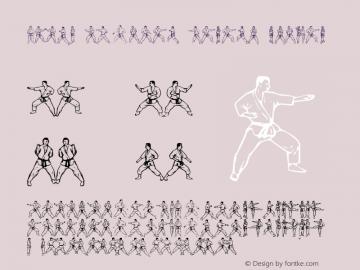 McCoy Dingbat Karate