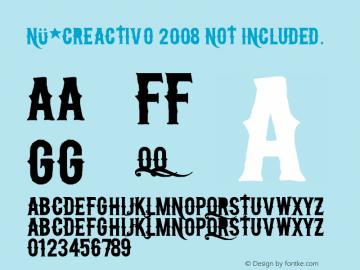 Nü*Creactivo 2008