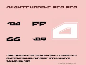 Nightrunner Pro