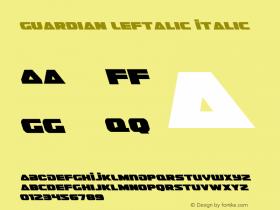 Guardian Leftalic
