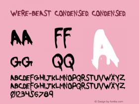 Were-Beast Condensed