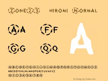 Zone23_hiromi