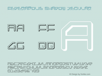 Federapolis Shadow