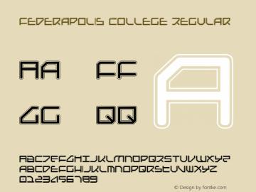 Federapolis College