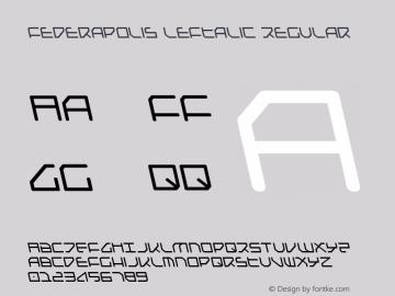 Federapolis Leftalic