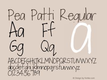 Pea Patti