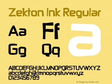 Zekton Ink