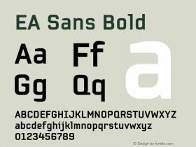 EA Sans
