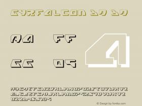 Gyrfalcon 3D