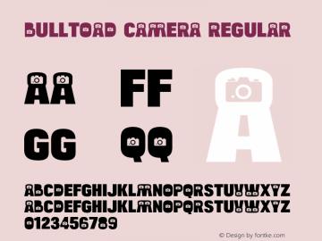 Bulltoad Camera