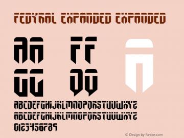 Fedyral Expanded