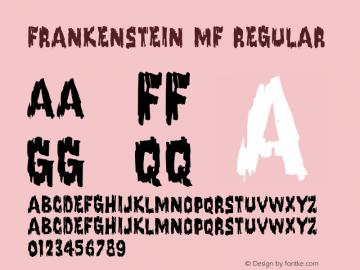 Frankenstein MF