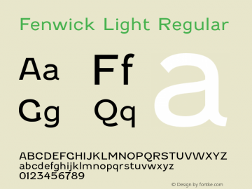 Fenwick Light