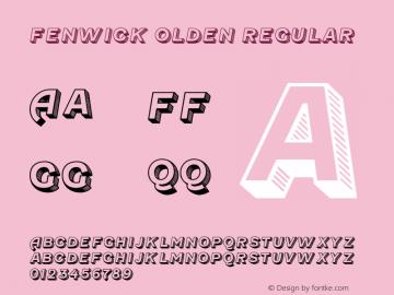 Fenwick Olden