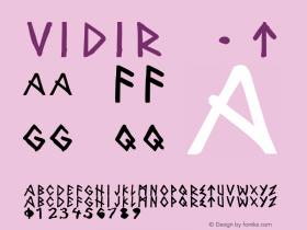 Vidir