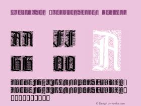 Liturgisch Zierbuchstaben