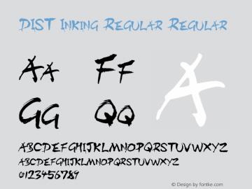 DIST Inking Regular