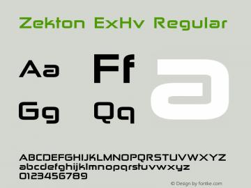 Zekton ExHv