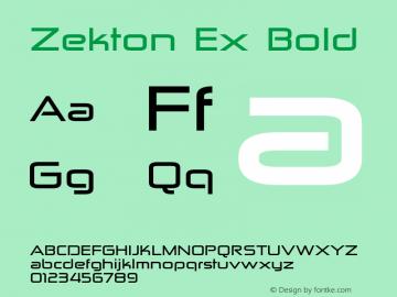 Zekton Ex