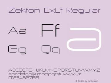 Zekton ExLt