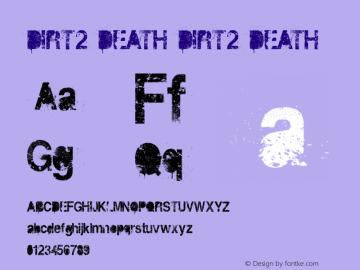 DIRT2 DEATH