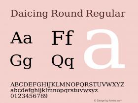 Daicing Round