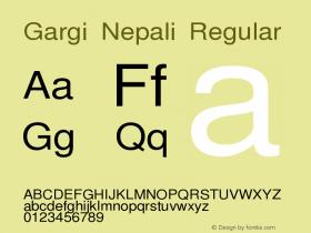 Gargi Nepali