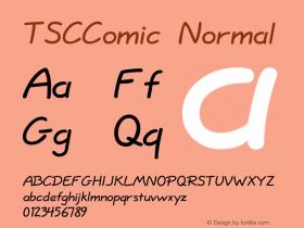 TSCComic