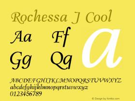 Rochessa J