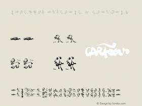 Cartoons Abstract