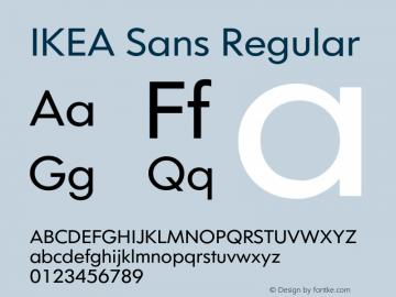 IKEA Sans