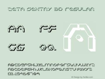 Zeta Sentry 3D
