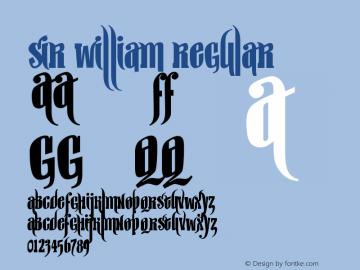 sir william