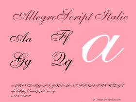 AllegroScript