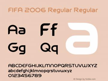 FIFA 2006 Regular
