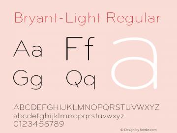 Bryant-Light